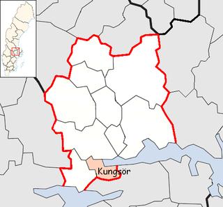 Kungsör Municipality Municipality in Västmanland County, Sweden