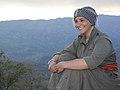 Kurdish PKK Guerilla (11497036404).jpg