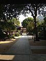 Kushida Shrine from North Shimmon 20140927.jpg