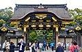 Kyoto Nijo-jo Kara-mon-Tor 07.jpg