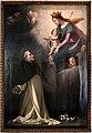 L'empoli, apparizione della Madonna col Bambino a san Giacinto 01.jpg
