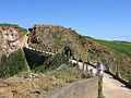 La Coupee, Sark in high summer - geograph.ci - 46.jpg