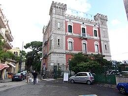 Villa La Santarella di Eduardo Scarpetta