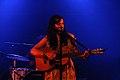 La chanteuse Soko aux Francofolies de La Rochelle 2012 (3).JPG