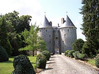 Château de la Grange-Bléneau