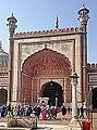La mosquée Jama Masjid (Delhi) (8479458343).jpg