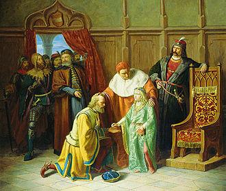 Karel Javůrek - Ladislaus the Posthumous (date unknown)