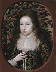 Lady Anne Pope