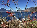 Lago de Atitlán seen from Panajachel.jpg