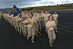 Lajes Airmen honor 9-11 victims (9803336065).jpg