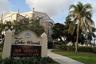 Lake Worth, Florida - Lake Worth City Hall