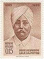 Lala Lajpat Rai 1965 stamp of India.jpg
