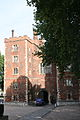 Lambeth Palace, London home of the Archbishop of Canterbury, exterior 3.jpg