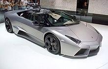 Lamborghini Reventon Wikipedia