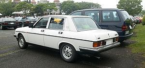 Lancia Trevi - Image: Lancia Trevi VX 002