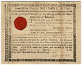 Land Office Treasury Warrant George Rogers Clark 1780.jpg