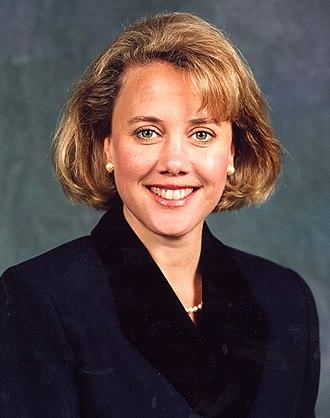 1996 United States Senate election in Louisiana - Image: Landrieu lg (cropped)