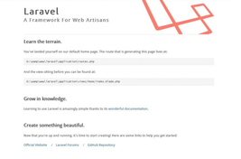 Laravel post-install screen.png