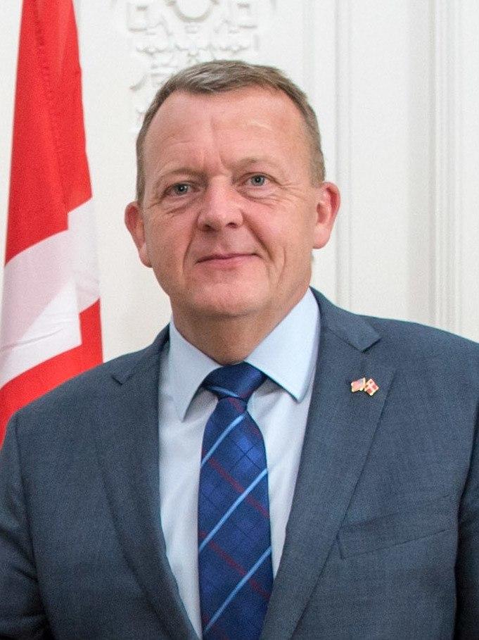 Lars Løkke Rasmussen in 2017