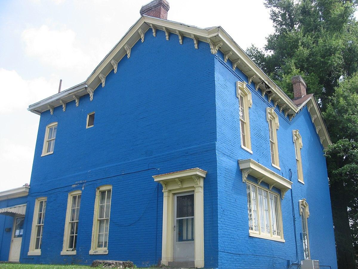 Larue Layman House Wikipedia