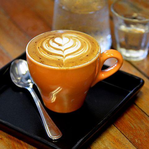 Machine Cafe Latte Macchiato