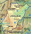 Lavalleja Department map.jpg