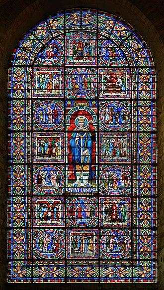 January 27 (Eastern Orthodox liturgics) - Image: Le Mans St Julien SGW (large version)
