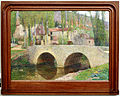 Le Pont à Labastide-du-Vert Henri Martin musée de Cahors Henri-Martin 2012.4.9.jpg