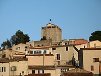 Le Revest Les Eaux Village Tower (general view) 5867.jpg