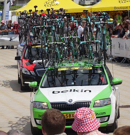 Le Touquet-Paris-Plage - Tour de France, étape 4, 8 juillet 2014, départ (C29).JPG