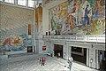 Le grand hall de lhôtel de ville dOslo (4853550193).jpg