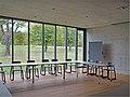 Le pavillon de conférences de Tadao Ando (Vitra, Weil am Rhein, Allemagne) (30776273447).jpg
