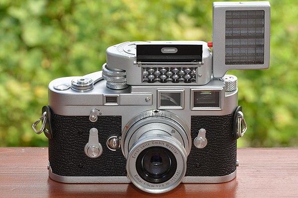 Leica M6 Entfernungsmesser Justieren : Leica m wikiwand