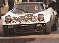 Lele Pinto - Lancia Stratos HF Alitalia (1975 Rallye Sicily, Cefalù) (cropped).jpg