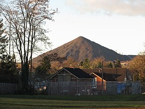 Lens, Pas-de-Calais - Image: Lens Coal Tip