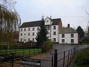 Lenwade -  The mill