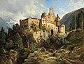 Leopold Munsch Burg Taufers 1886.jpg