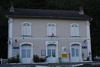 Les Eyzies station