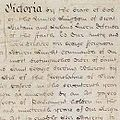 Letters Patent for Colony of Queensland 1859.jpg