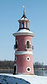 Leuchtturm am Großteich Moritzburg 01.JPG