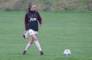Lucy Roberts English footballer