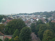 Lewes Prison from castle.JPG