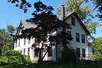 Lewis Onderdonk House, south elevation, Road Up Raritan.jpg
