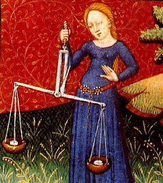 Libra (astrology) - Image: Libra 2