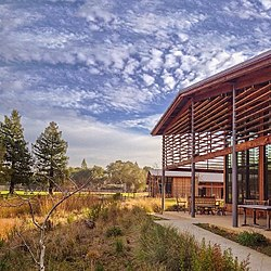Library in the Landscape -- The Portola Valley Library (12422097064).jpg