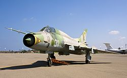 Libyan Air Force Su-22 (12549274053).jpg