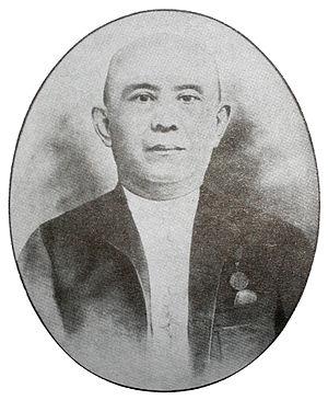 Sair Tjerita Siti Akbari - Lie Kim Hok, author of Siti Akbari