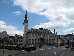 Townhall and Belfort