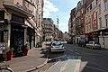 Lille — Entrée de la rue des Ponts de Comines.jpg