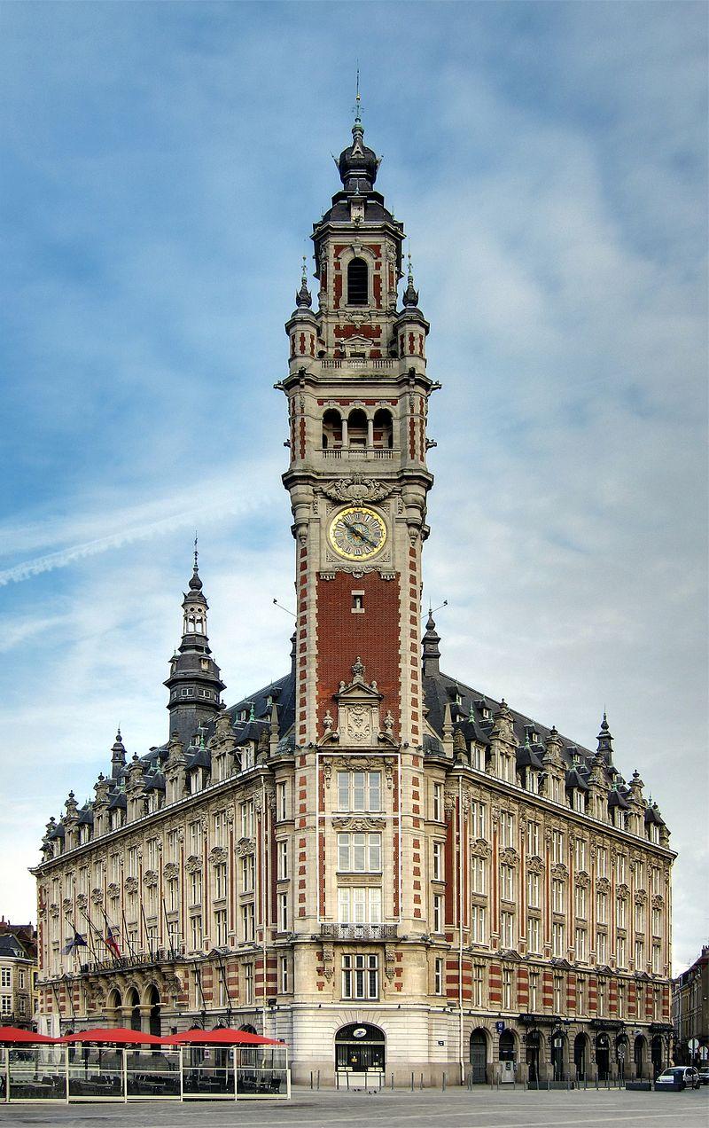 Lille et ses monuments historiques - Chambre de commerce et d industrie lyon ...